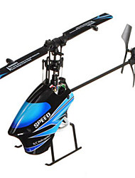 WLtoys V933 2.4GHz Flybarless RC Helicopter RTF 3D Fly With LCD  RC Ar. Drone Aircraft