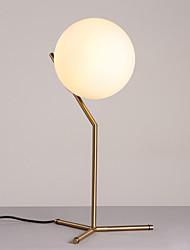 abordables -Metal-Lámparas de Mesa-Protección Ocular-Moderno/ Contemporáneo