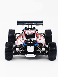 cheap -RC Car WL Toys A959 4ch 2.4G Off Road Car High Speed 4WD Drift Car Buggy 1:18 45 KM/H Remote Control Rechargeable Electric