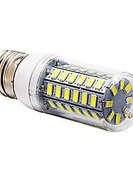 cheap -5W 300-350 lm E14 G9 E26/E27 LED Corn Lights T 56 leds SMD 5730 Warm White Cold White AC 220-240V