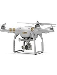 abordables -Drone DJI Phantom 3 Professional 6Canaux 3 Axes Avec caméra HD 4K Retour Automatique Auto-Décollage Mode Sans Tête Accès En Temps Réel