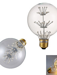 povoljno -1pc 3000 lm E26/E27 LED filament žarulje PAR38 47 LED diode COB Ukrasno Toplo bijelo AC 220-240V