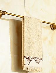Barre porte-serviette / Laiton Antique Antique