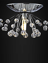 cheap -hot sale design modern crystal chandelier light Dia15*H7cm mini lustre cristal led lamp Flush Mount