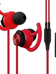 ABINGO GV2 Sluchátka do ušních kanálkůForPřehrávač / tablet / Mobilní telefon / PočítačWiths mikrofonem / DJ / ovládání hlasitosti /