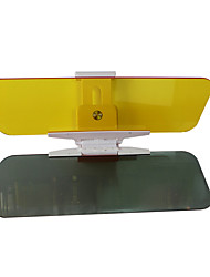 2 Stück 32 * 12 * 0,2 cm Acryl Tag und Nacht Dual-Use-Autosonnenschutz Abblendspiegel Goggle