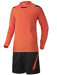 abordables -Homme Football Ensemble de Vêtements/Tenus Respirable Séchage rapide Printemps Eté Automne Hiver TérylèneExercice & Fitness Sport de