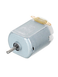 Landa Tianrui TM -DC 1V-6V 130-Type Micro Motor for Car Model Toy - Silver