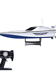 Недорогие -NQD 757T-065 1:10 RC лодка Бесколлекторный электромотор 2ch