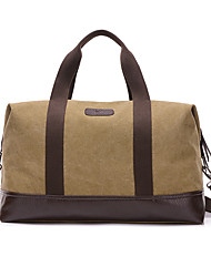 cheap -Women's Bags Canvas Tote for Casual Coffee / Army Green / Khaki