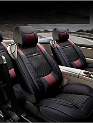 cheap -5 pcs set New Four Seasons Synthetic Fiber Car Seat Cushion