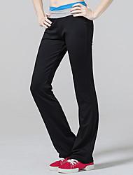 economico -CONNY Per donna Pantaloni da corsa Traspirante Pantalone/Sovrapantaloni Pantaloni Yoga Taekwondo Scalate Esercizi di fitness Attività
