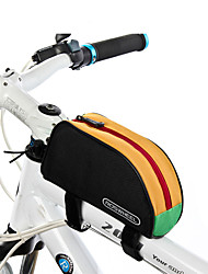 cheap -ROSWHEEL 1 L Bike Frame Bag / Top Tube Bag Bike Bag PVC(PolyVinyl Chloride) / 600D Polyester Bicycle Bag Cycle Bag Cycling / Bike