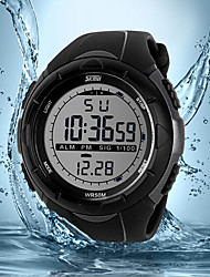 Outdoor Activity Waterproof Noctilucent Individuality Creative Student Activity Fashionable Men's Watch