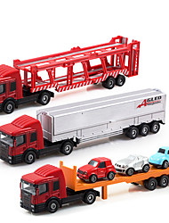 cheap -Dibang -1551 New Year gifts to children's educational Alloy sliding truck model toy car kit (2 setsPCS)
