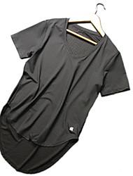 Outros®Ioga Blusas Respirável / Secagem Rápida Inelástico Wear Sports Ioga / Fitness / Esportes Relaxantes / Corrida Mulheres