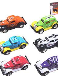Недорогие -Дибанг - детские образовательные игрушки сплава тянуть обратно автомобиль игрушки модели классических автомобилей (6 смешанных uppcs)