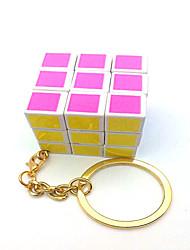 billige -Rubiks terning 3*3*3 Let Glidende Speedcube Magiske terninger Puslespil Terning Professionelt niveau Hastighed Gave Klassisk & Tidløs Pige
