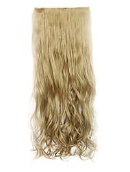 Недорогие -льняные длина 70см Европа и Соединенные Штаты горячий пять клип волосы вьющиеся волосы (цвет 16)