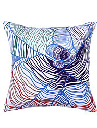 cheap -1 pcs Polyester Pillow With Insert, Graphic Prints Modern/Contemporary