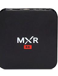 abordables -MXR intelligent android tv box 2160p rk3229 quad-core 1g / 8g wifi xbmc uhd 4k 3d H.265 dlna Miracast airplay usb hdd