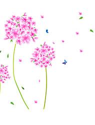 Animali / Botanica / Romanticismo / Natura morta / Moda / Floreale / Tempo libero Adesivi murali Adesivi aereo da parete,PVC 70*50*0.1