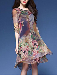Robes à Motifs à fleurs