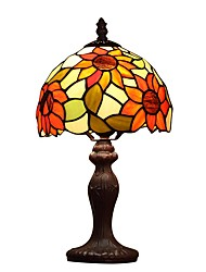 cheap -Sunflower Mini Tiffany Table Lamps