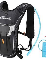 preiswerte -Fahrradtasche 4L Rucksack Trinkrucksäcke & Wasserblasen Wasserdicht tragbar Stoßfest Multifunktions Tasche für das Rad Stoff PVC 600D