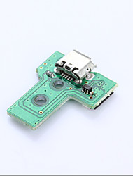 New Connector USB LED Charging Board for PS4 Wireless Controller