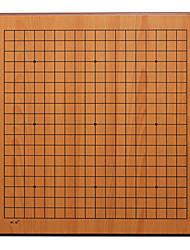 Недорогие -королевская улица фарфора шахматы реальный шахматные фигуры дерева двусторонняя двойного назначения 2,5 см двусторонняя печатная плата