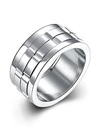 economico -Per uomo Anello Anello di dichiarazione Band Ring Personalizzato Nappa Romantico Da serata Da ufficio Casual Stile Boho Di tendenza