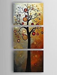 Lager Handmade Lucky Tree Landscape Oil Painting On Canvas Wall Paintings For Living Room Home Decor Whit Frame