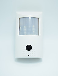 cheap -960P IP Camera IR CUT Night Vision 48pcs 940nm Led Pir Motion Detector Built in Microphone