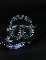cheap -Diving Packages Snorkeling Packages Dry Top Swimming Diving Silicone PVC