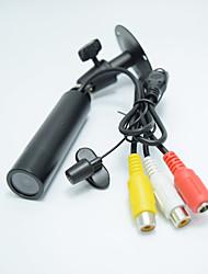 420tvl Farbe Mini-Kamera 3.6mm Objektiv Innen-CCTV-Überwachungskamera-Unterstützung Mikrofon