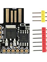economico -interfaccia USB digispark Kickstarter scheda di sviluppo ATtiny85 - nero