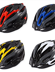 cheap -Bike Helmet 19 Vents Cycling Adjustable Urban Mountain Ultra Light (UL) Sports Youth EPS Road Cycling Recreational Cycling Cycling / Bike