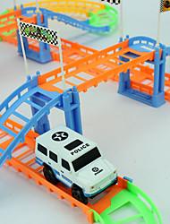 economico -kit autoradio pista vagone velocità imballato