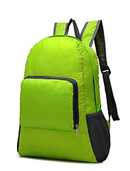 cheap -Outdoor Camping / Hiking Bag Ultralight Waterproof Men & Women School Student Travel Portable Folding Skin Backpack