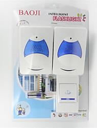 preiswerte -One to One-Video-Türsprechanlage(Plastik) -Kabellos