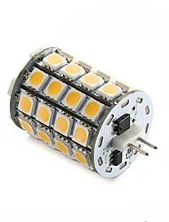 7W G4 LED Bi-pin Lights T 49SMD SMD 5050 200-300lm Warm White Cold White 3000-6500K Decorative DC 12 AC 12 AC 24 DC 24 9-30V