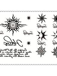 povoljno -5 Crtani film Nakit serije Animal Serija Flower Serija Totem Series Others crtani serije Tetovaže naljepnice