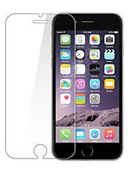 закаленное стекло мембранные протекторы экрана для предотвращения повреждения iPhone 6 / 6с (2 шт)