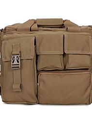 10 L Laptop Pack Waterproof Army Green Oxford