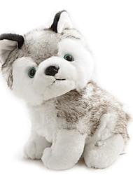 Genuine Husky Dog Toys Plush Doll Edition Doll 18cm Children's Birthday Gift