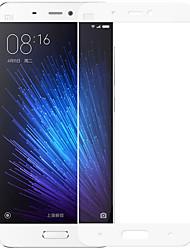 economico -Proteggi Schermo per XIAOMI Xiaomi Mi 5 Vetro temperato 1 pezzo Proteggi-schermo frontale Durezza 9H / Estremità angolare a 2,5D