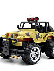 RC Car A333 2.4G Off Road Car High Speed 4WD Drift Car Buggy 1:13 Brush Electric 7 KM/H Remote Control Rechargeable Electric