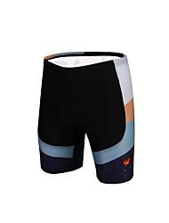 cheap -ILPALADINO Cycling Padded Shorts Men's Unisex Bike Shorts Bottoms Bike Wear Quick Dry Windproof Anatomic Design Insulated Moisture