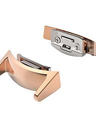 abordables -Negro / Rose / Dorado / Plata Acero Inoxidable durable Correa Deportiva / Hebilla Clásica Para Samsung Reloj 20mm